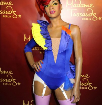 Rihanna: Meet the Wax Figure.