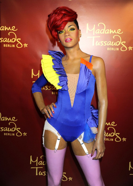 Rihanna: Meet the Wax Figure.