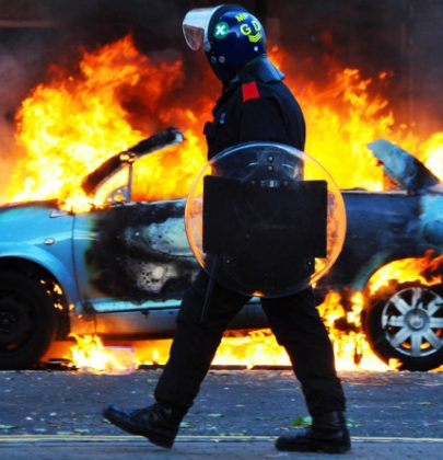 Riots In England: A Photo Gallery