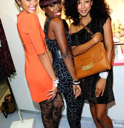 Star Sightings This Week: Rihanna, Solange Knowles, Ciara, Nicki Minaj et al.
