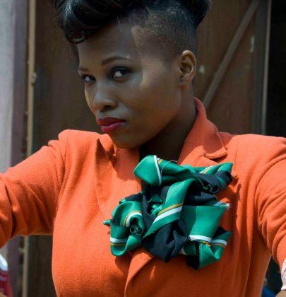 Vintage Muse: Funeka Ngwevela