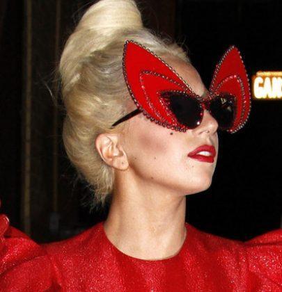 Random Star Sightings: Lady Gaga, Rihanna, Zahia Dehar
