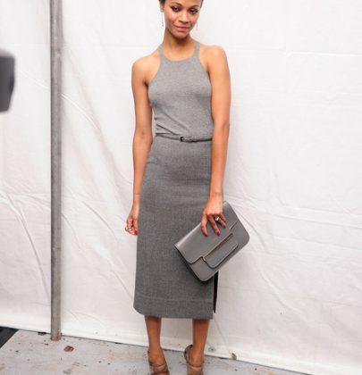 Grey Matter: Dressing Grey Up.
