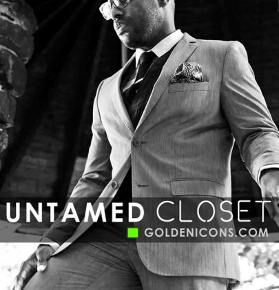 Jim Iyke Introduces 'Untamed Closet'