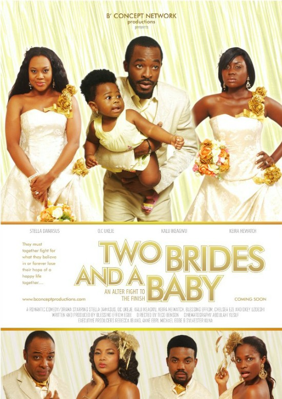 Movie Premiere: Two Brides and a Baby