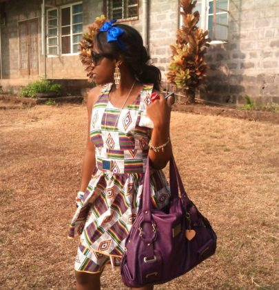 Style Diary: Ekei Mbu