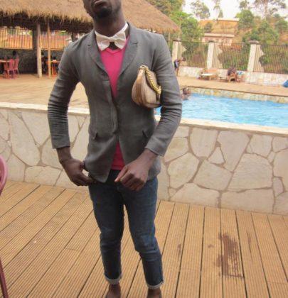 Style Diary: Amah Bertrand