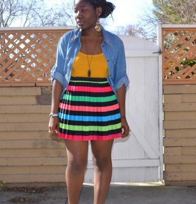 Style Diary: Diane Attienyo