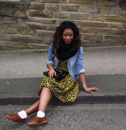 Style Diary: Tomilola E