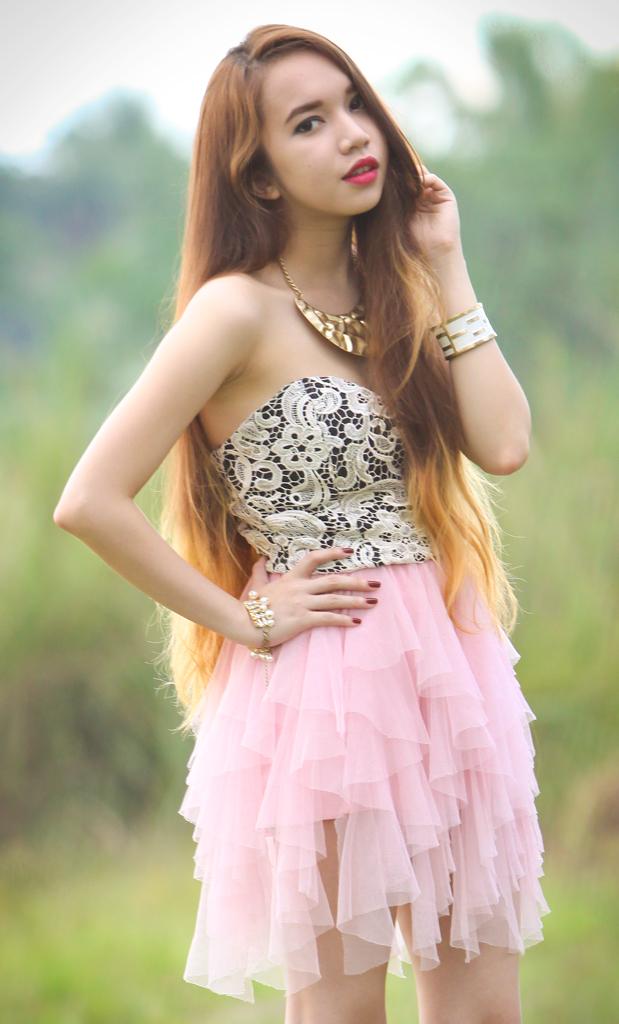 Style Diary: Mariel W .