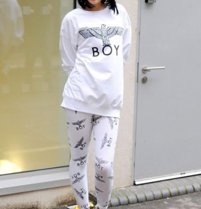 Get The Look: Jessie J's Boy London Ensemble