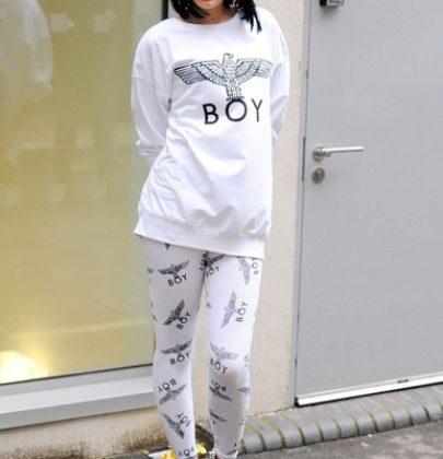Get The Look: Jessie J's Boy London Ensemble