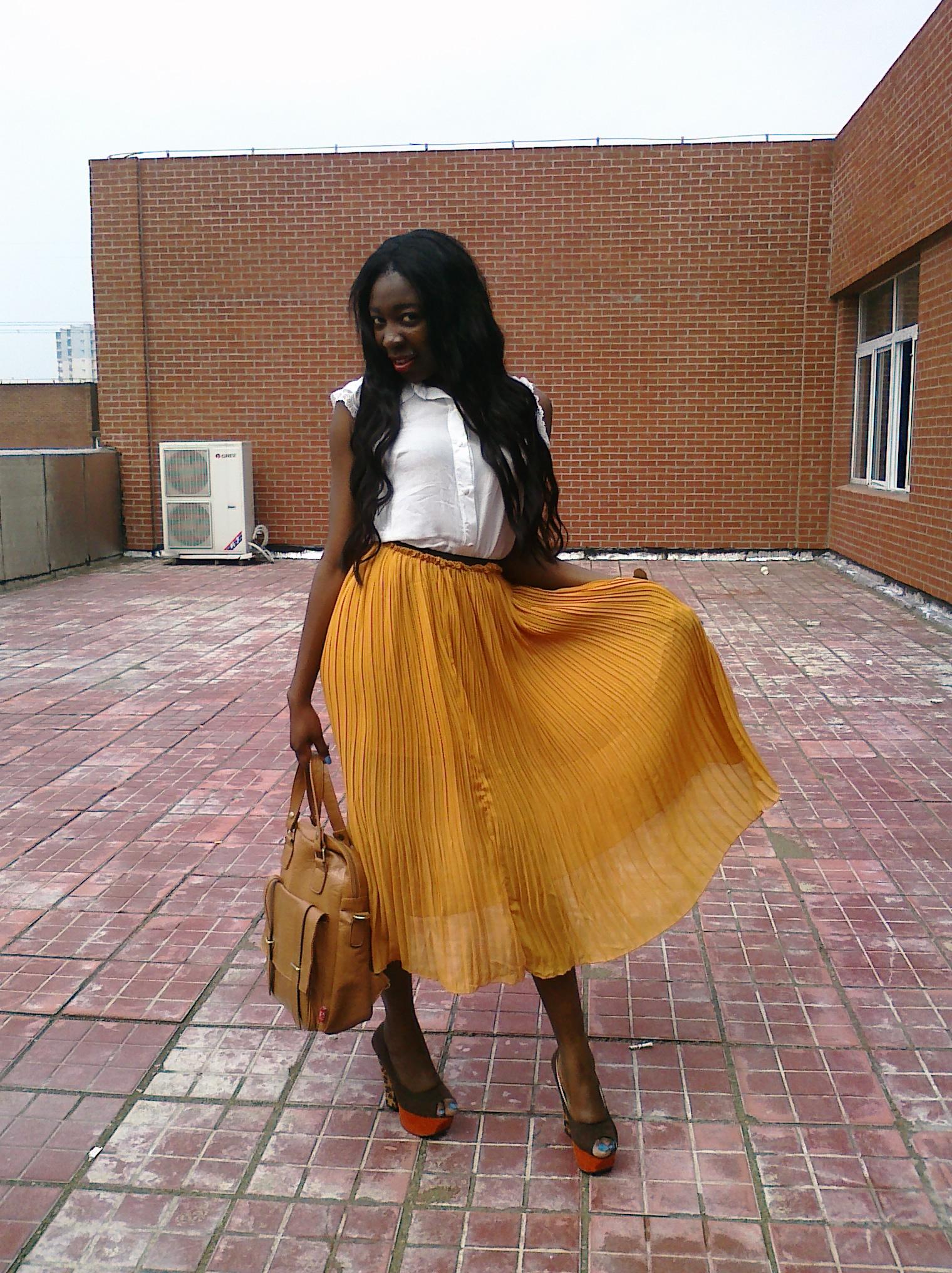 Style Diary: Farlon T