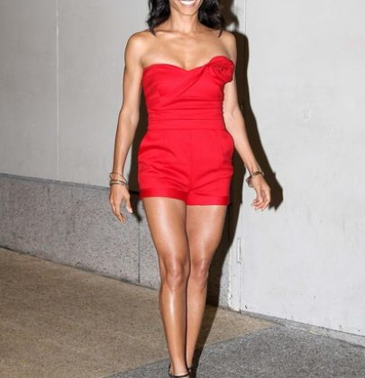 Get the Look: Jada Pinkett-Smith's Valentino Red Jumpsuit