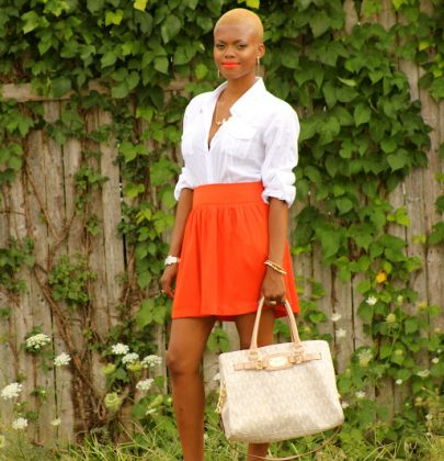 Style Diary: Rose L
