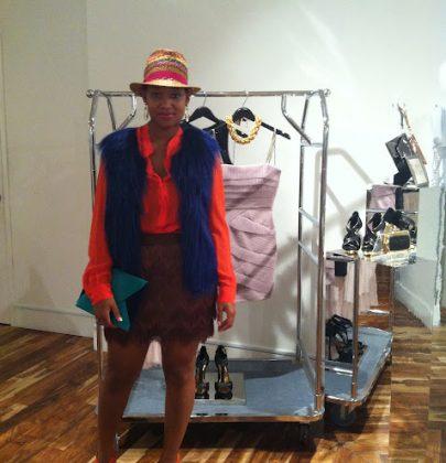 Style Diary: Nia G