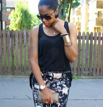 Style Diary: Cyrena M