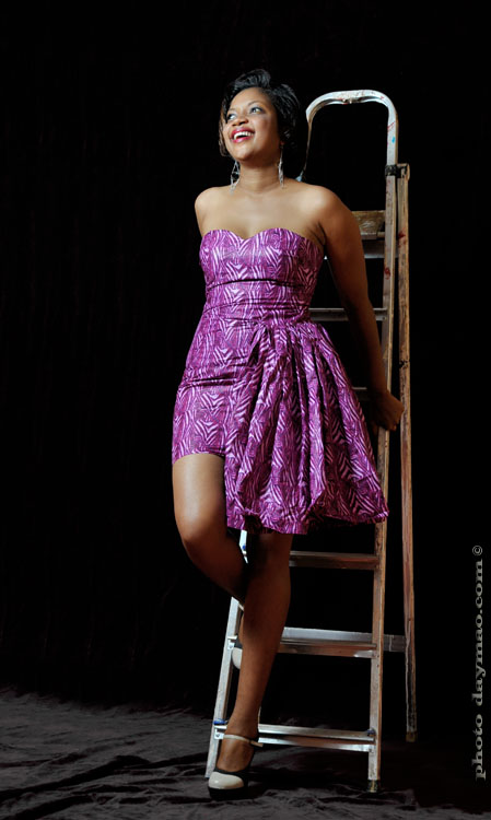 Afroshic Clothing SS13 Collection: Diary of A Happy Woman.