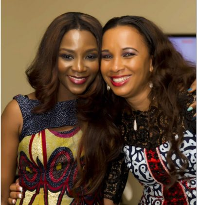 Gallery: Ibinabo Fibresima's Star-Studded Birthday Party