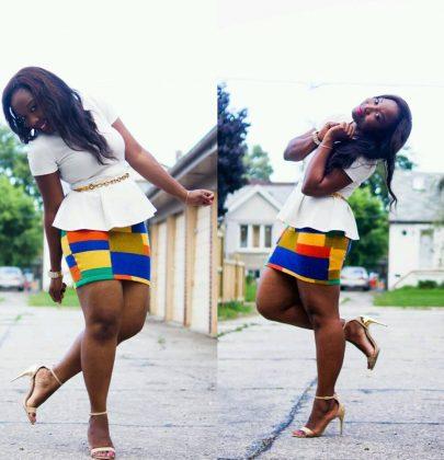 Style Diary: Brenda C