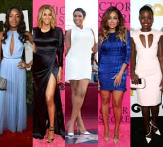 Sizzling Sightings: Tiwa Savage, Ciara, Lupita Nyongo'o, Jennifer Hudson, Nia Long and more!