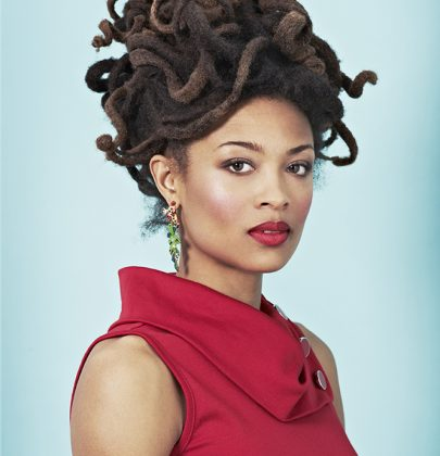 101+ Ways To Style Your Dreadlocks