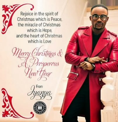 Merry Christmas From Iyanya! View Hot Promo Photos