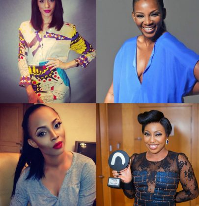 Most Fashionable Women of 2013: African Music,Movie & Entertainment Industry