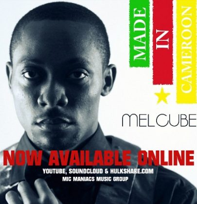 SWEET LISTEN: Melcube Releases New Single 'Made In Cameroon'