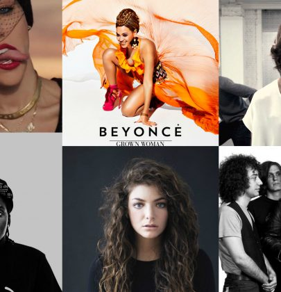 Sweet Listen: Top 10 Songs of 2013