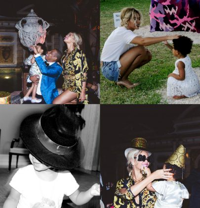 Gallery: Beyoncé's Tumblr Blue Ivy Birthday Pics