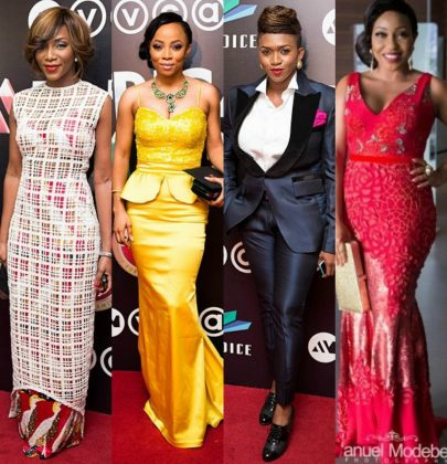 Gallery: Celebrities At The 2014 Africa Magic Viewers' Choice Awards (AMVCA) Ceremony