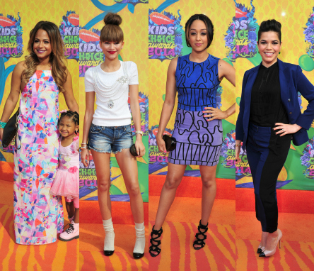 Gallery: Nickelodeon's 27th Annual Kids' Choice Awards