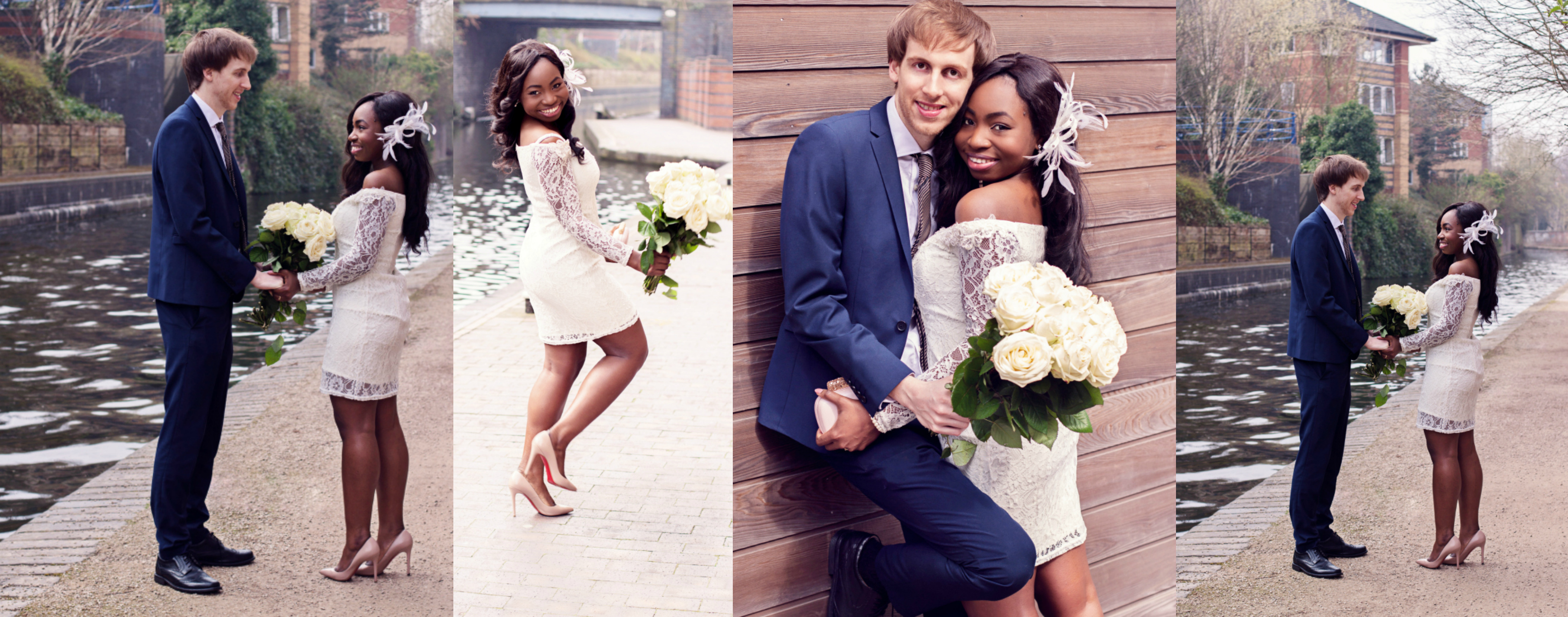 ABY LIFE: Lydia & Mathew Tie The Knot