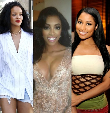 Sizzling Sightings: Porsha Williams, Rihanna, Brandy, Nicki Minaj and More!