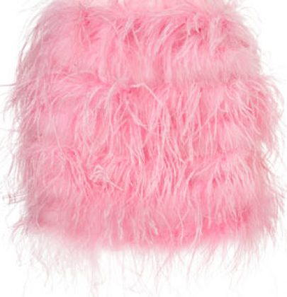 ABY Lust Item Of The Day: Topshop Premium Full Feather Skirt