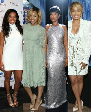 Sizzling Sightings: Meagan Good, Lala Anthony, Jennifer Hudson, Lupita Nyongo'o, Gabrielle Union, Taraji P Henson and More!