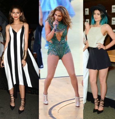 Sizzling Sightings: Zendaya Coleman, Kat Graham, Meagan Good, Jennifer Lopez & More!
