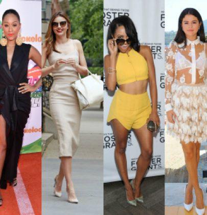 Sizzling Sightings: Tia Mowry, Kat Graham, Selena Gomez, David Beckham, Miranda Kerr and More!