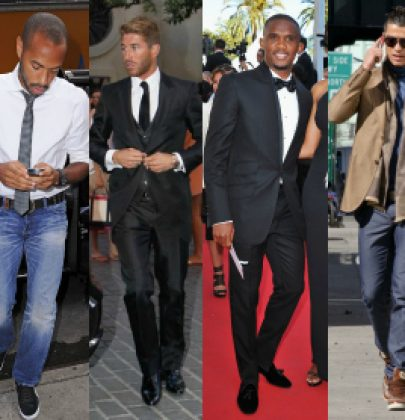 Top 12 Most Stylish Footballers
