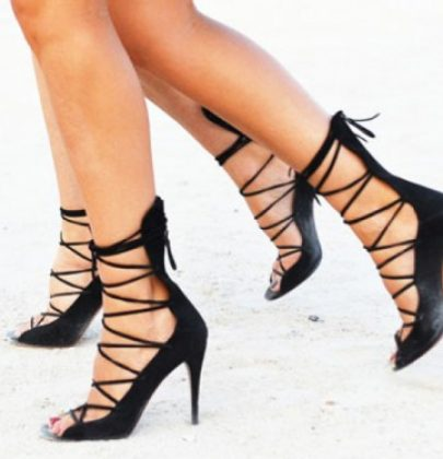 ABY Style Tips: How To Wear High Heels Without Pain