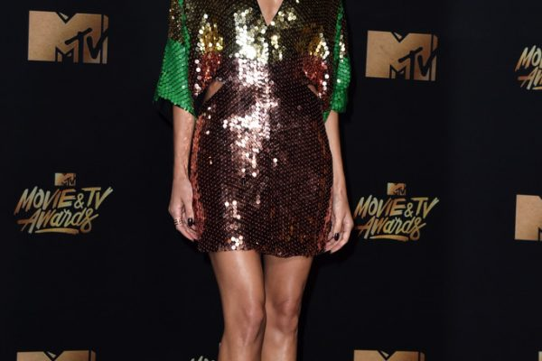 Trend Alert: Sequins at the 2017 MTV Movie & TV Awards