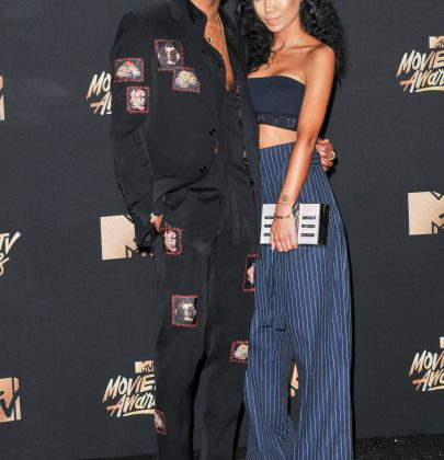 Jhene Aiko in DKNY Spring 2017 – 2017 MTV Movies & TV Awards