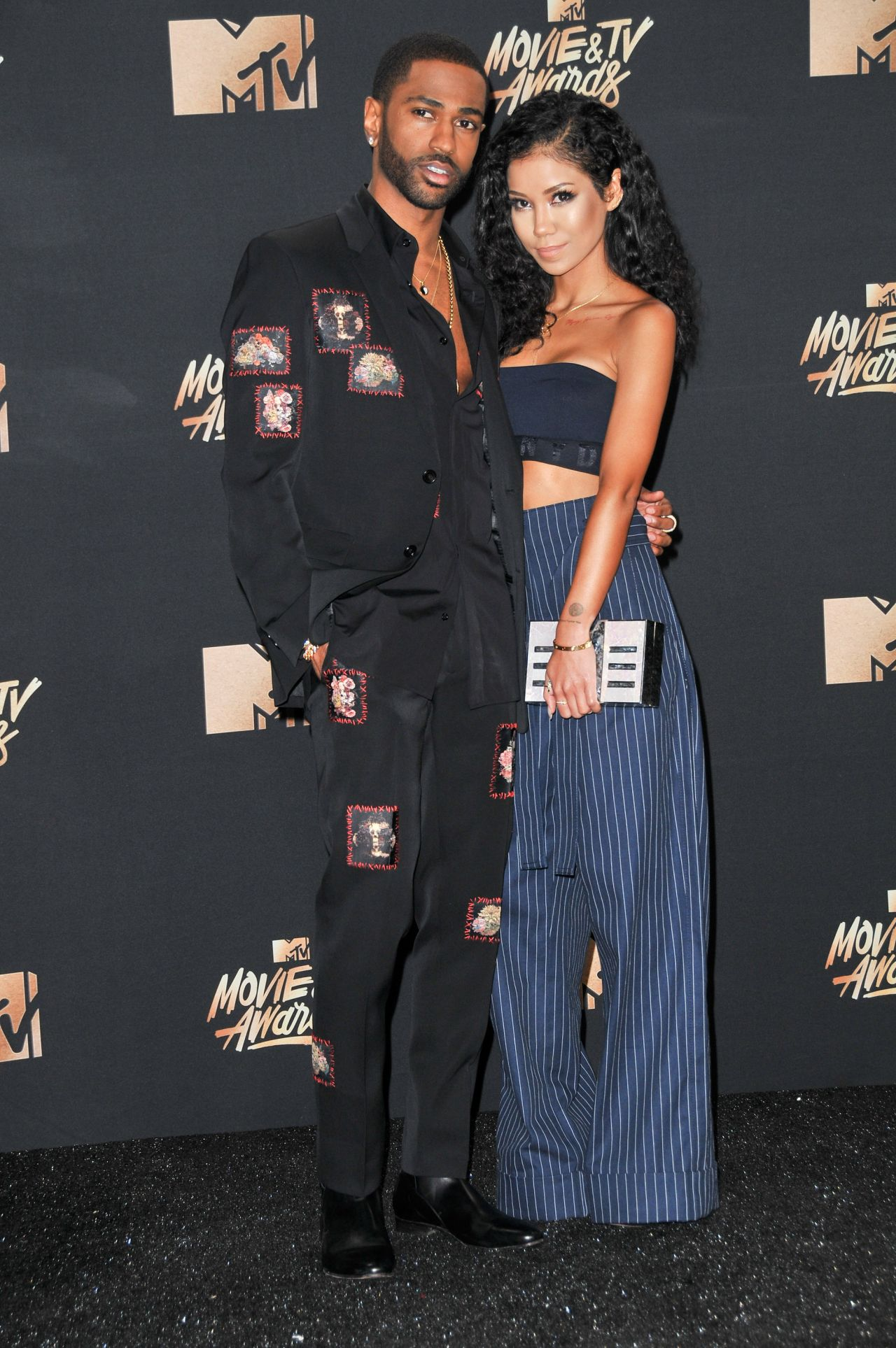 Jhene Aiko in DKNY Spring 2017 – 2017 MTV Movies & TV Awards