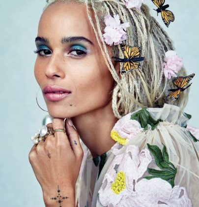 Editorial: Zoë Kravitz for Allure Magazine June 2017