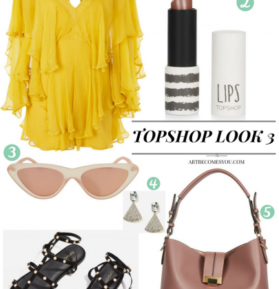 Label Love: 6 Looks With Topshop