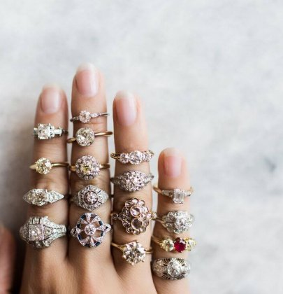 Why Vintage Engagement Rings Are Still In Demand