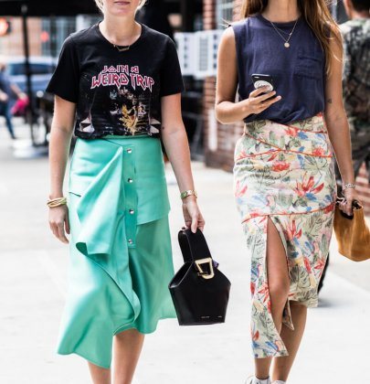What's The Best Way To Style Your Skirts?