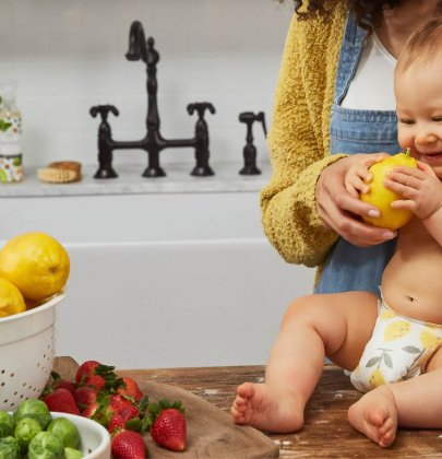 Four Best Foods For Babies